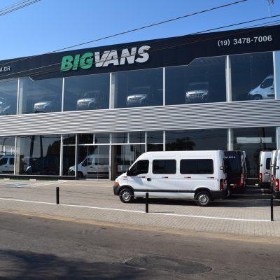 Big Vans - Americana/SP